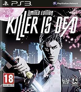 Killer is dead - édition limitée
