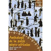 Anthologie de la poésie négro-africaine