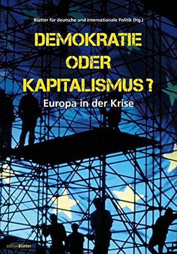 Demokratie oder Kapitalismus?