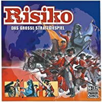 Hasbro 14575100 - Risk clásico,  juego de estrategia (versión en alemán)