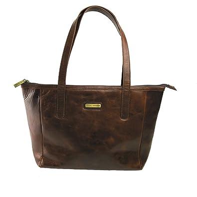 14f1a45c1c5d1 Marc Picard Modetrend Handtaschen Schulter Frauen Frauen Handtasche Milano  Leder Handtasche