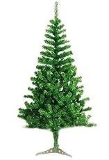 SOLAGUA NAVIDAD Christbaum Künstliches Weihnachtsbaum Grün Kunst Christbaum mit Ständer 120cm-210cm