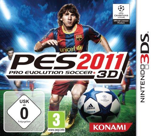 Konami Digital Entertainment GmbH PES 2011 - Pro Evolution Soccer