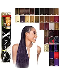 Amazon.co.uk: X-pression - Hair Extensions