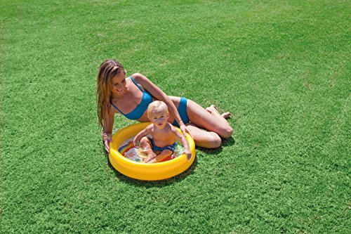 INTEX 59409 Baby Kinder Planschbecken Pool My first Babypool Größe ca. 61 x 15 cm -