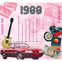 The classic years 1988–Track 20 cd Greeting Card
