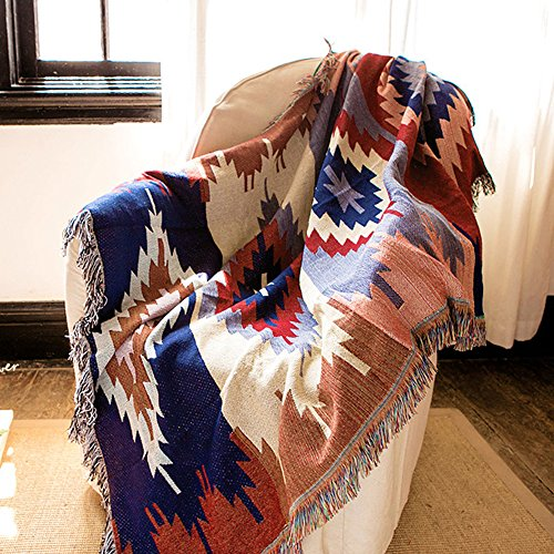 GRENSS Kilim alfombras sofá Salón Dormitorio Alfombra