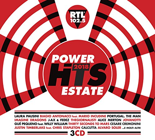 Power Hits Estate 2018 (3 CD)
