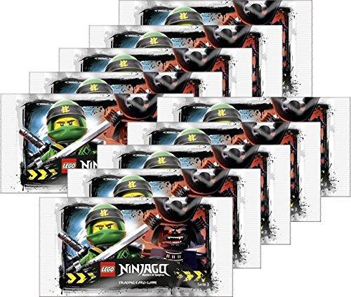 Sammelkarten LEGO Ninjago Serie 3 (10 Booster)