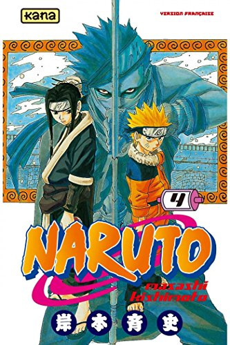 Naruto - Tome 4