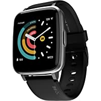 """Noise ColorFit Pulse Spo2 Smart Watch with 10 days battery life, 60+ Watch Faces, 1.4"""" Full Touch HD Display Smartwatch…"""