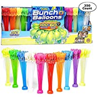 Zuru Bunch o Balloons 350 Fill y attachant de los Globos de Agua