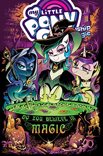 My Little Pony: Friendship Is Magic Volume 16 por Ted Anderson