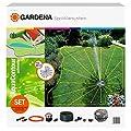 Gardena Kit Arroseur Escamotable Aquacontour Automatic…