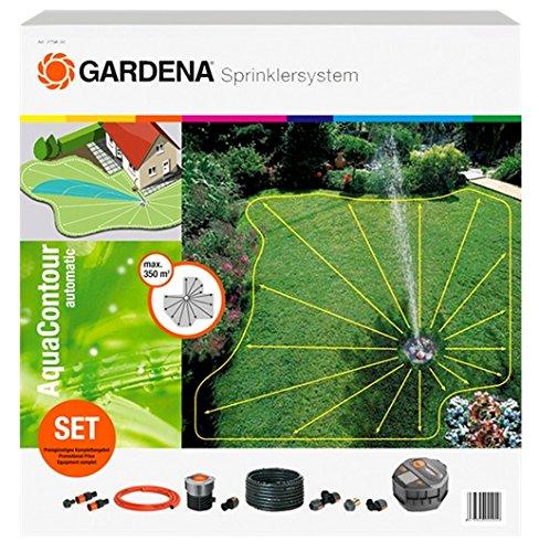 Gardena Unkomplizierte Programmierung