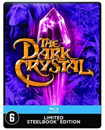 The Dark Crystal - Limited Steelbook [Blu-ray] [1982]
