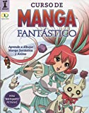Curso de manga fantástico. Aprende a dibujar Anime y Manga (Espacio De Diseño)