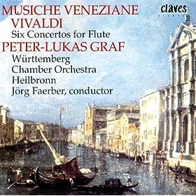 """Concerto in D Major, RV 428 """"Il Gardellino"""": II. Cantabile"""
