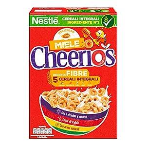 Cheerios Miele Ciambelline ai Cereali Integrali con Miele - 375 gr 4 spesavip