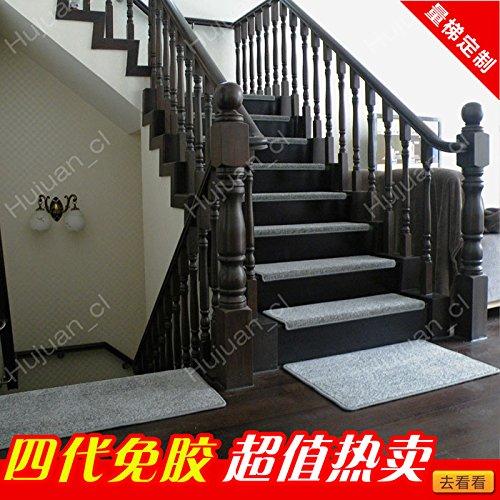 dadao-stair-mat-glue-free-adhesive-stair-carpet-step-pad-anti-skid-pad80cm-24cmgray