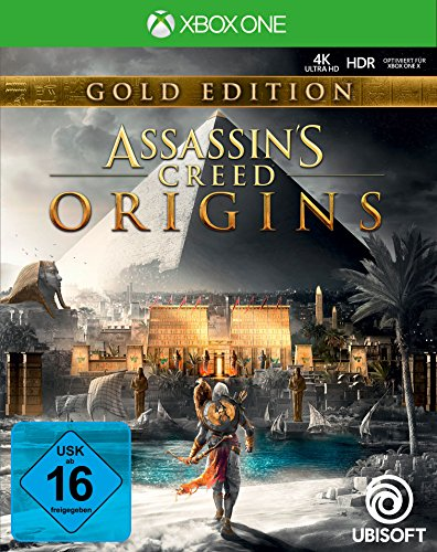 Assassin's Creed Origins - Gold  Edition - [Xbox One] (Xbox Assasins Creed One Spiele)