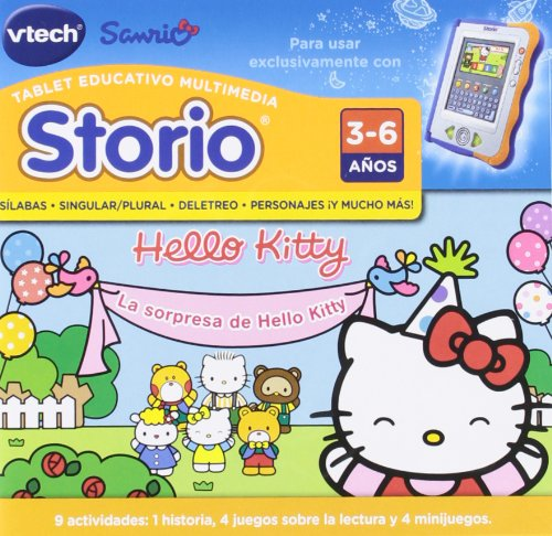 Storio Hello Kitty - 3417762824220