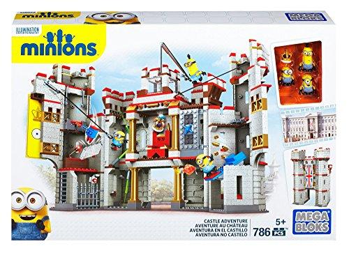 Juego Minions «La aventura del castillo»