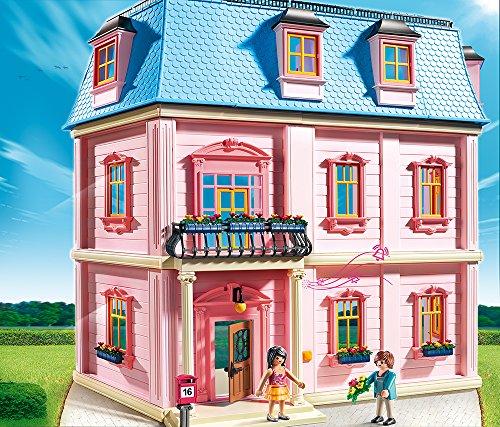 Playmobil Romantisches Puppenhaus für Minipuppen