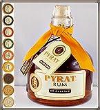 Pyrat XO Reserve Rum mit 9 DreiMeister Edel Schokoladen in 9 Variationen, kostenloser Versand