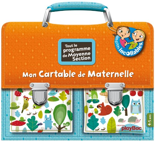 CARTABLE Moyenne section