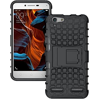FABCARE Back Cover for Oppo A59 / Oppo F1s (5.5 INCH) Back Cover Case - Black