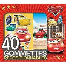 Cars, PETITE POCHETTE GOMMETTES 40