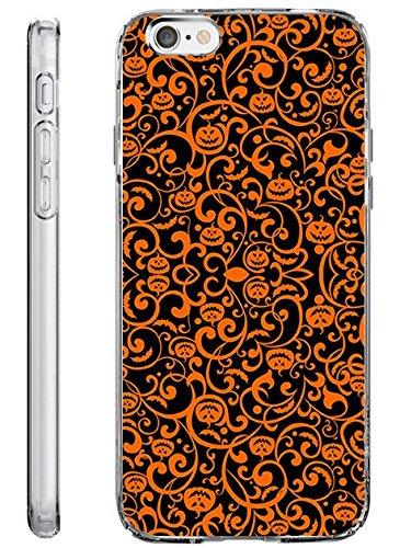 Onemore Case iPhone 6S / 6 Plus Hartschalen-Schutzhülle 14 cm (5,5 Zoll), ultradünn, süßes Halloween-Design, Free, Style-2