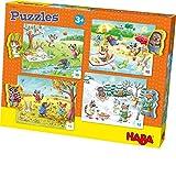 Haba 301888 - Puzzles Jahreszeiten