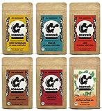 koawach Kakao großes Probierset (6er Set) - Vegan und fair gehandelt