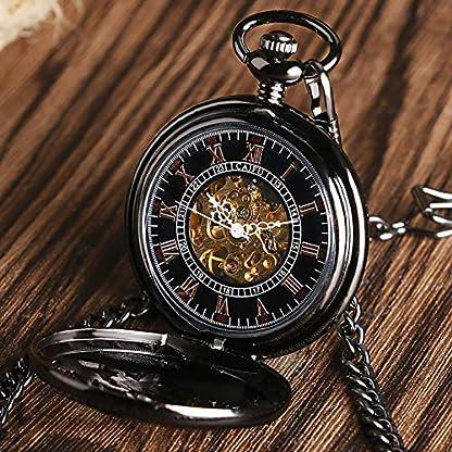 Chinesischer-Stil-Steampunk-Uhren-fr-Mnner-Kraniche-Design-Hand-Wind-Taschenuhr-Geschenk