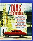 7 Days in Havana (2012) ( 7 días en La Habana ) ( 7 jours à la Havane (Seven Days in Havana) ) (Blu-Ray)