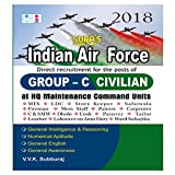 #8: Indian Air Force Group C ( Civilian ) Exam Books 2017