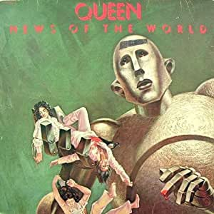 Queen - News Of The World - EMI - 2C 068-60033, EMI - 2C 068 60033