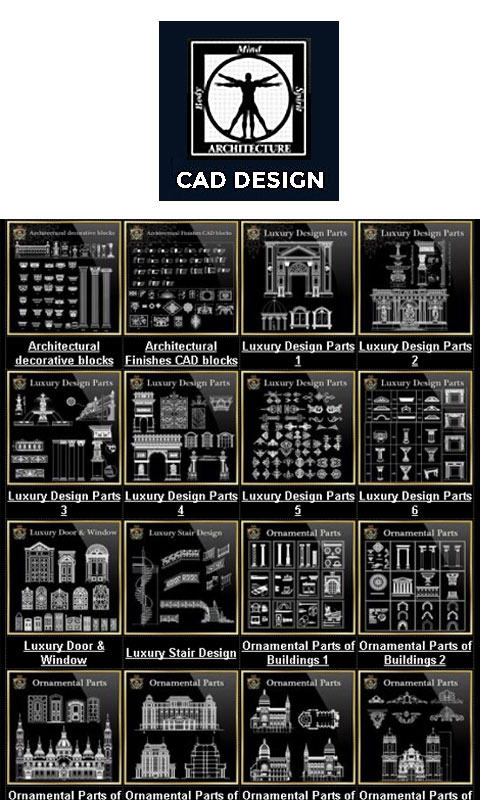 FREE CAD BLOCKS DOWNLOAD: Amazon.co.uk: Appstore for Android