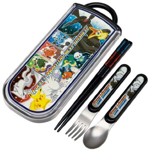 Pokemon (Best Wishes) dishwasher sliding trio set TCS1A (japan import)