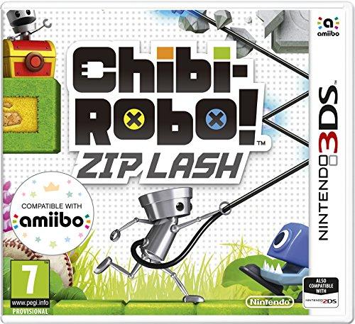 Chibi Robo Zip Lash Nintendo 3DS lowest price