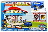 Paw Patrol Lookout Playset With 6 Pup Fi...