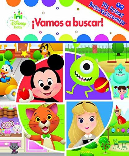 Mi primer busca y encuentra. Disney Baby (M1LF) por Disney Baby