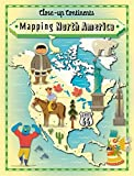 Mapping North America (Close-up Continents)