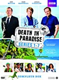 Picture Of Death In Paradise - Complete Series 1 + 2 + 3 + 4 + 5 + 6 + 7 (14 DVD Box Set Collection)