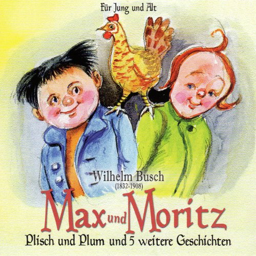 max und moritz plisch und plum und 5 weitere geschichten by wilhelm busch on amazon music. Black Bedroom Furniture Sets. Home Design Ideas