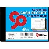 Cherry Printers Cash Receipt A6 NCR Duplicate/Triplicate (A6 Triplicate)