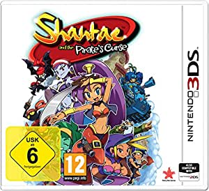 Shantae and the Pirates Curse (3DS)
