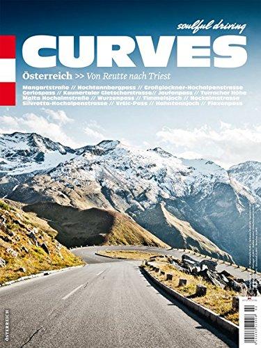 Preisvergleich Produktbild Curves Österreich: Band 5: Von Reutte nach Triest